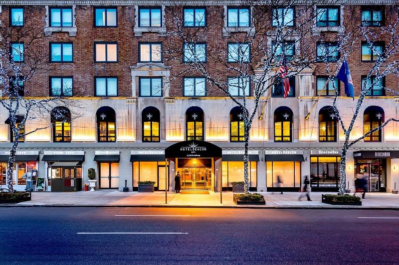 Hotel Belleclaire Manhattan New York